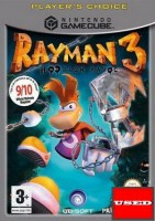 Rayman 3: Hoodlum Havoc (Player's Choice) GC USED