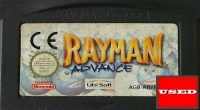 Rayman Advance GBA UNBOXED
