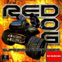 Red Dog: Superior Firepower DC USED