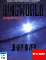 Ringworld: Revenge of the Patriarch MS-DOS USED