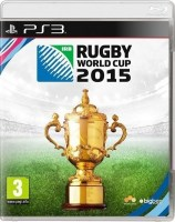 Rugby World Cup 2015 PS3 NEW