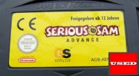 Serious Sam GBA UNBOXED