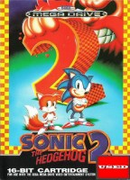 Sonic the Hedgehog 2 GG USED
