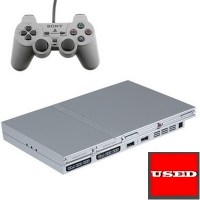 Sony PlayStation 2 Slim 70000 Silver USED