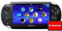 Sony PS Vita Black Wi-Fi USED (UNBOXED)