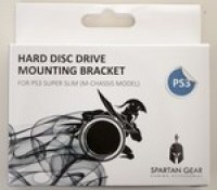 Spartan PS3 Hard Disk Drive Mounting Bracket NEW
