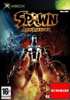 Spawn: Armageddon XBOX USED