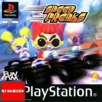 Speed Freaks PSX USED (No Manual)