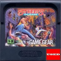 Streets of Rage GG UNBOXED