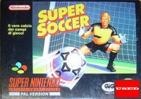 Super Soccer SNES USED