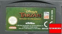 Tarzan: Return to the Jungle GBA UNBOXED