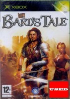 The Bards Tale XBOX USED