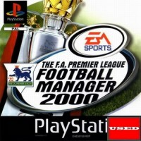 The FA Premier League Football Manager 2000 PS MTX