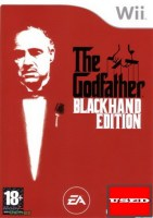 The Godfather: Blackhand Edition Wii USED