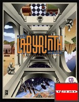 The Labyrinth of Time MS-DOS USED