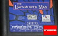 The Lawnmower Man MD UNBOXED