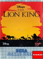The Lion King GG USED