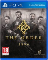 The Order: 1886 PS4 NEW