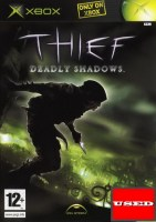 Thief: Deadly Shadows XBOX USED (DISC ONLY)