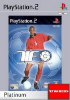 This is Football 2002 PS2 (Platinum) USED (No Manual)