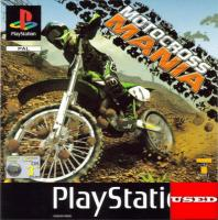 Motocross Mania PSX USED (Disc Only)