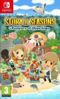 Story of Seasons - Pioneers Of Olive  Town  Nintendo Switch  NEW