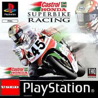 Castrol Honda Superbike Racing PSX USED (Disc Only)