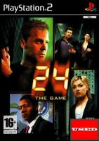 24: The Game PS2 USED (No Cover)