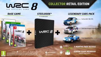 WRC 8  Collector's Edition   XONE  NEW