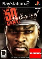 50 Cent: Bulletproof PS2 USED (Disc Only)