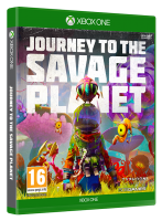 Journey to the Savage Planet  XONE NEW