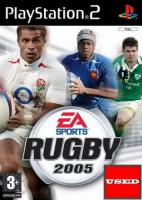 Rugby 2005 PS2 USED