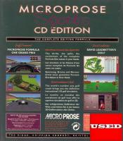 Microprose Sports CD Edition MS-DOS USED
