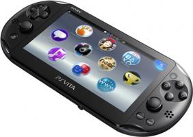 Sony PS Vita Slim Wi-Fi USED (Unboxed) (Slightly Scratched)