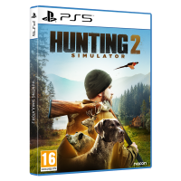 Hunting  Simulator  2  PS5 NEW