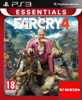 Far Cry 4 (Ess) PS3 USED (No Manual)