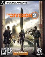Tom Clancy's The Division 2 PC NEW  ( Code Only )