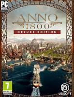 ANNO 1800  Deluxe PC  NEW  ( Code Only )