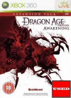 Dragon Age: Origins - Awakening (Expansion Pack)  X360 USED