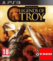 Warriors: Legends of Troy PS3 USED (No Manual)