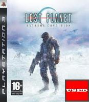 Lost Planet: Extreme Condition PS3 USED (No Manual)