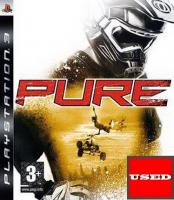 Pure (PR) PS3 USED (Disc Only)