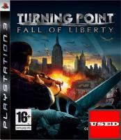 Turning Point: Fall of Liberty PS3 USED (No Manual)