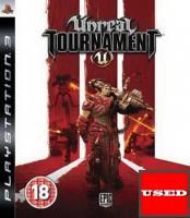 Unreal Tournament III (PR) PS3 USED (Disc Only)