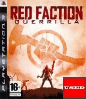Red Faction: Guerrilla PS3 USED (No Manual)