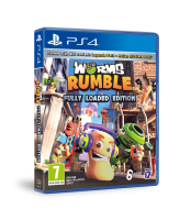 Worms  Rumble   PS4 NEW