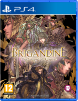 Brigandine  PS4 NEW