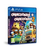 Overcooked Double Pack  PS4 NEW