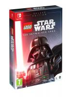 Lego Star Wars: The Skywalker Saga - Deluxe Edition  Nintendo switch NEW
