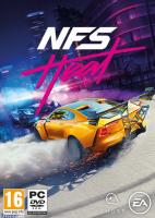 Need for Speed Heat PC NEW